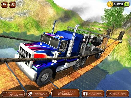 Offroad Farm Animal Truck Driving Game 2018 1.2 screenshots 10