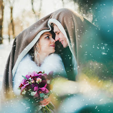 Wedding photographer Konstantin Danilov (Luchio). Photo of 22.11.2017