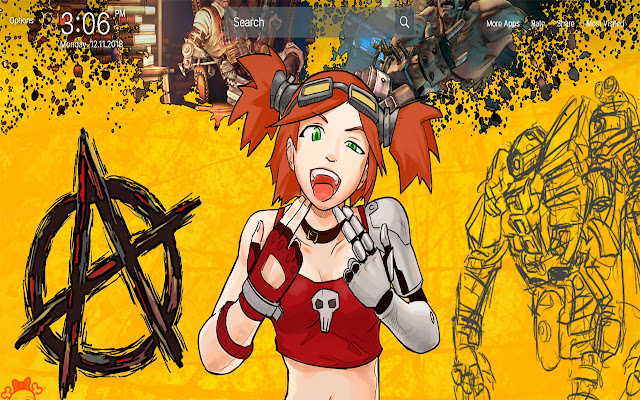 Borderlands 2 Wallpapers New Tab