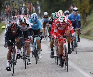 """Team Ineos Grenadiers zit al aan drie overwinningen in de Giro: """"De sfeer is goed binnen de ploeg"""""""