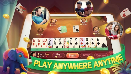 Rummy Online Plus – Online Indian Rummy Card Game Apk Latest Version Download For Android 9