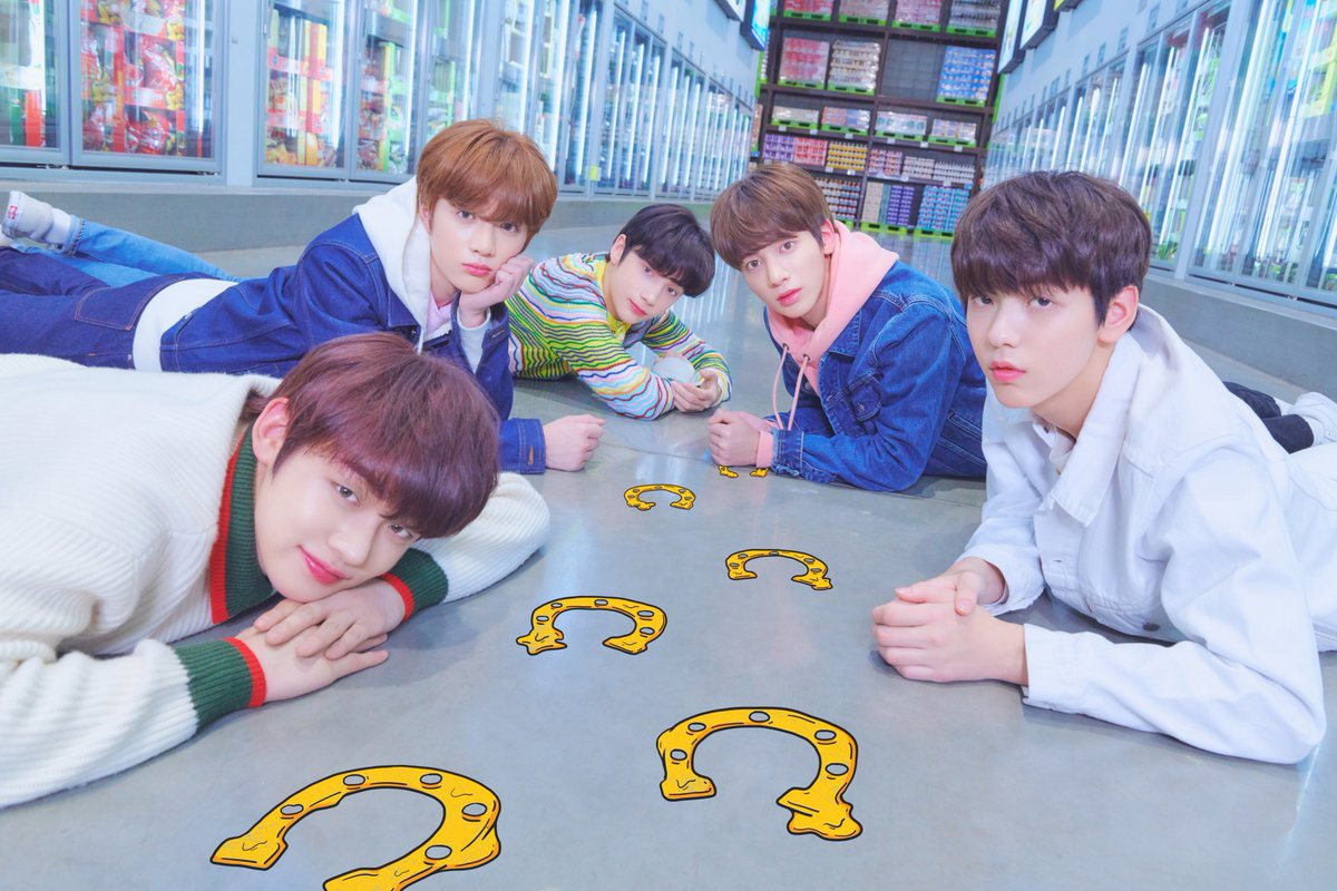 txt debut chapter star