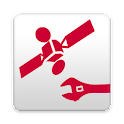ドコモ位置情報 icon
