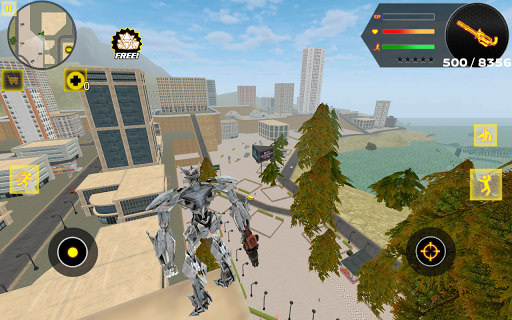 Robot Shark 2 1.3 screenshots 2