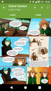Comic reader for Twokinds screenshot 1