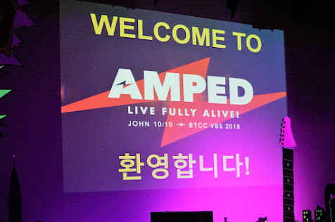 "VBS ""AMPED"" Day 1 (6/26)"