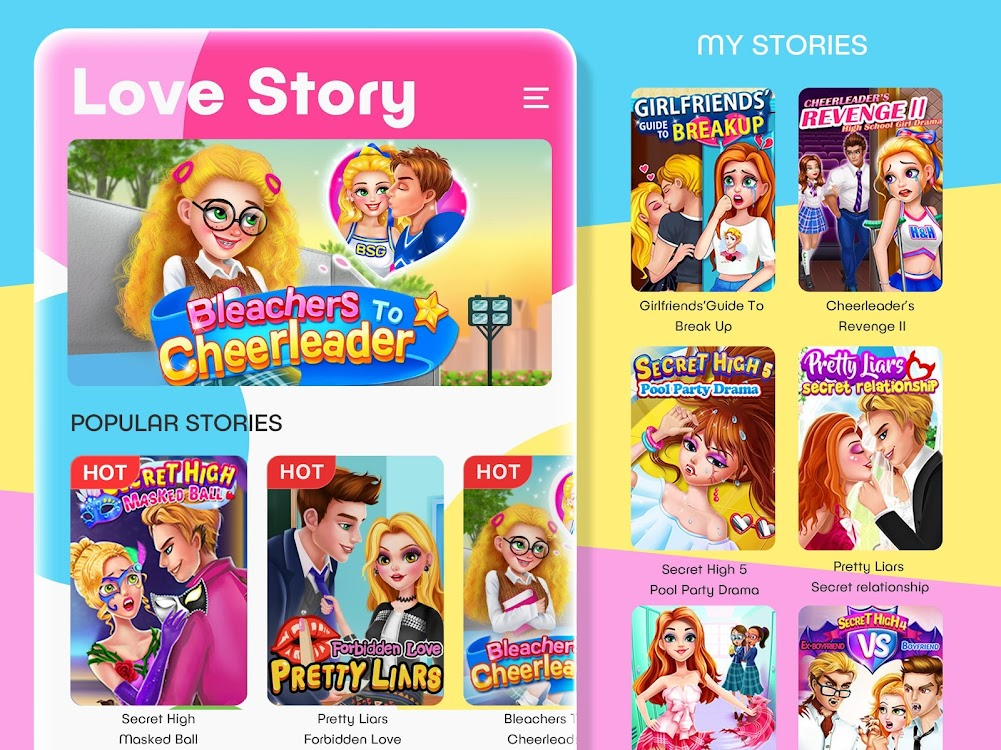Love Story: Choices Girl Games – (Android Games) — AppAgg
