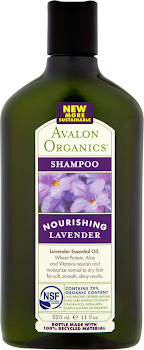 Avalon Organics Shampoo - Nourishing Lavender, 325ml