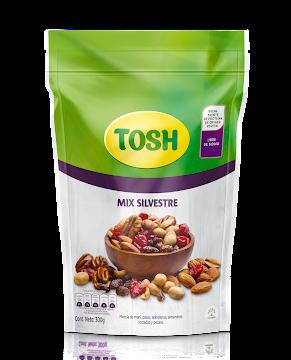 Pasabocas Tosh Mix Silvestre