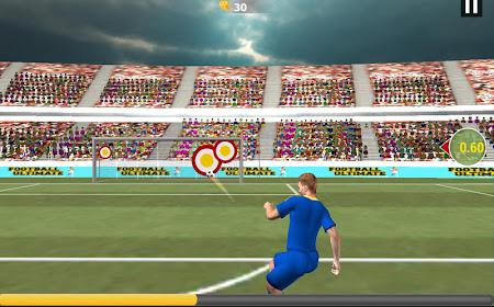 Ultimate Football Real Soccer 2.3 screenshot 964650