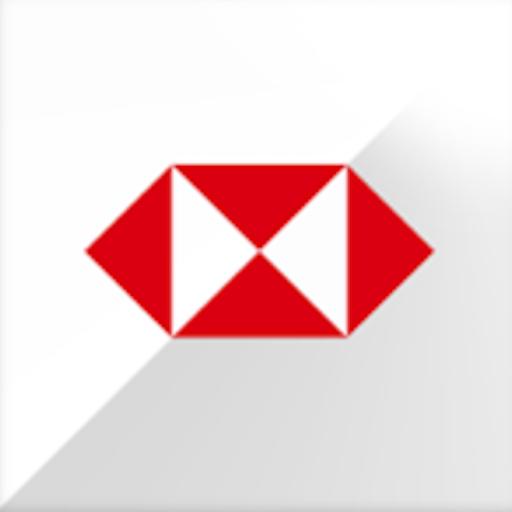 HSBC UK Mobile Banking Icon