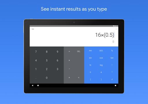 Calculator 7.4.1 (4452929) screenshots 7