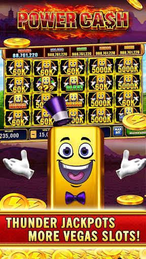 Thunder Jackpot Slots Casino - Free Slot Games screenshots 10