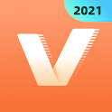 Free video downloader app, download video -AhaSave icon