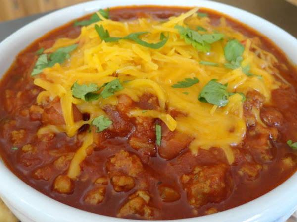 The Perfect Chili Recipe