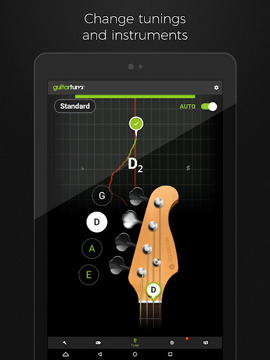 guitar tuner free guitartuna 4 7 1 apk by yousician ltd details. Black Bedroom Furniture Sets. Home Design Ideas