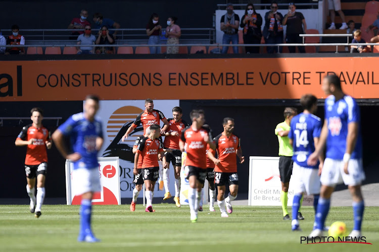 Ligue 1 : Nîmes écrase Brest, Lorient démarre bien