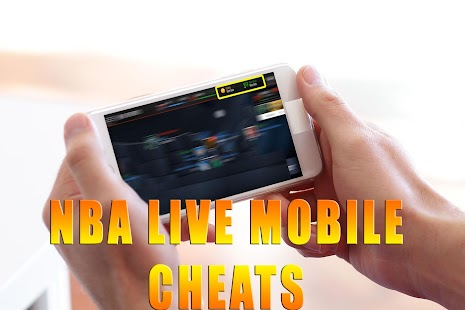 Cheats For NBA Live Mobile [ 2017 ] - prank - náhled