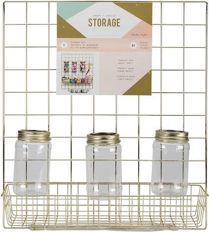 Crate Paper Washi Storage Kit UTGÅENDE
