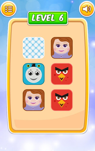 玩免費休閒APP|下載Memory Cartoon Game for Kids app不用錢|硬是要APP