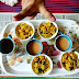 Morning Breakfast: Poha & Tea shared by Usha
