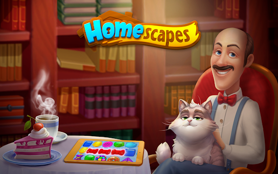 Homescapes APK screenshot thumbnail 19