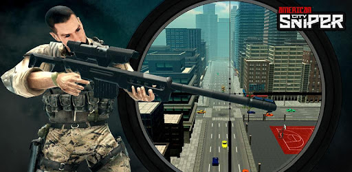 American City Sniper Shooter for PC