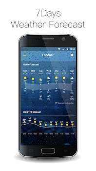 weather app with news weather