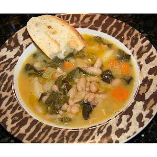 Kale, Potato and Onion Soup