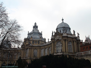 Photo: hungary, travel, vajdahunyad, castle, budapest