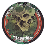 Naparbier Avant-Garde Series Barley Wine Aged For 18 Months Red Wine Ed. 2016