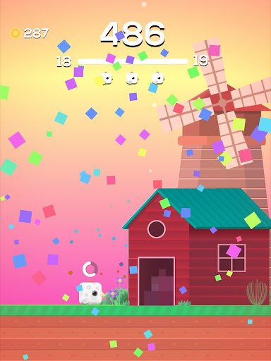 Square Bird apktram screenshots 9