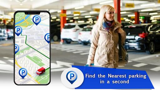Voice GPS Navigation 2020 - Live Earth Map Parking 1.1.2 9