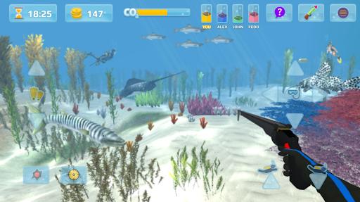 Hunter underwater spearfishing screenshots 2