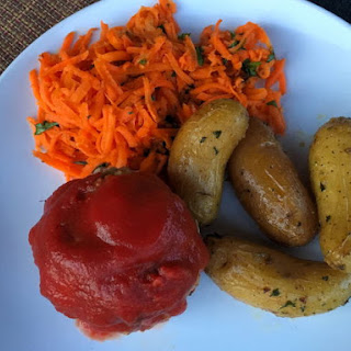 Roasted Fingerling Potatoes Carrots Recipes