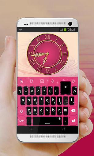 Pink Party Keyboard