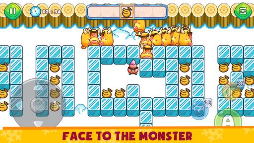 Bad Cream Mobile - friv bad Icy war Maze Game 2.3 screenshots 2