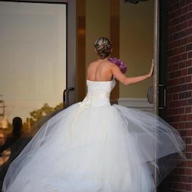 Its time by Brenda Shoemake - Wedding Bride