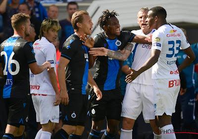 Club Brugge geraakte niet verder dan een gelijkspel tegen Genk