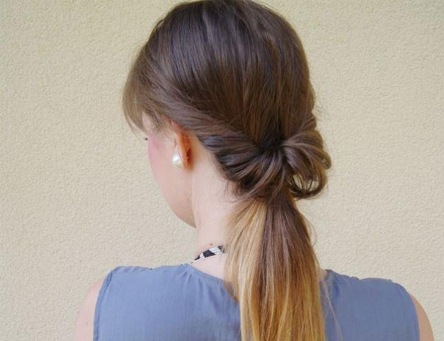 5 Quick And Easy Hairstyles For The Office