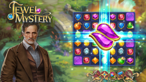 Jewel Mystery screenshots 8