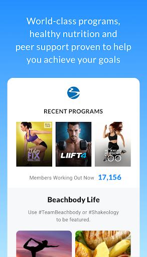 Beachbody On Demand - The Best Fitness Workouts 4.3.1 Screenshots 1