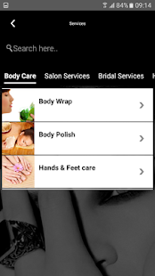 Affinity Salon- screenshot thumbnail