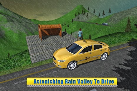 Hill Taxi Driver screenshot