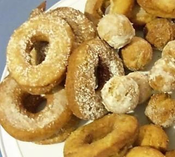 *mashed Potato Doughnuts* Recipe