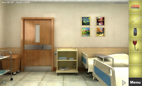 Imprisoning Ward Escape screenshot 0