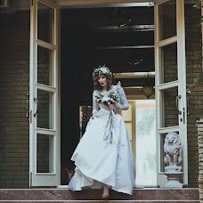 Wedding photographer Ruslana Makarenko (mlunushka). Photo of 31.10.2017