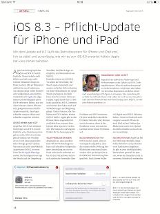 Macwelt Screenshot