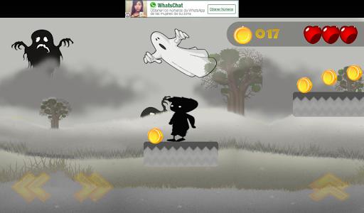 Limbo Forest Run Ghost