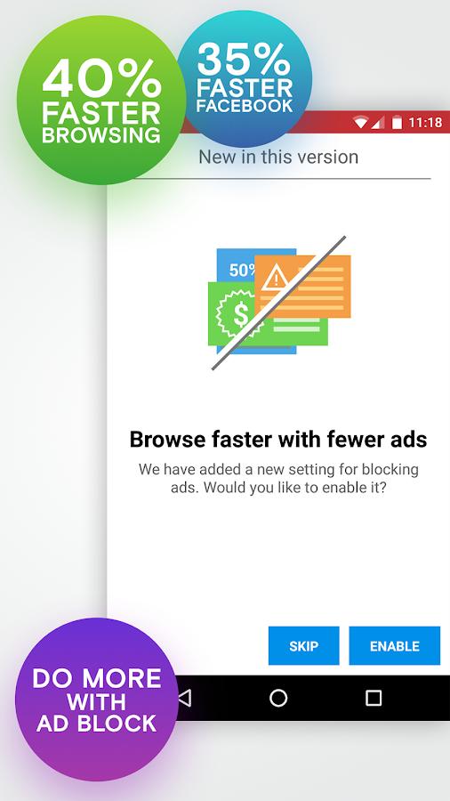 Opera Mini browser beta v19.0.2254.107171